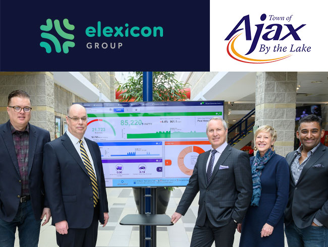Photo: Elexicon Group at the Ajax McLean Community Centre